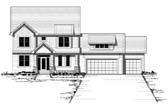 Plan Number 42060 - 2608 Square Feet
