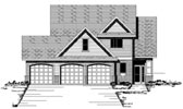 Plan Number 42081 - 2172 Square Feet