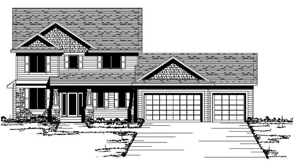 House Plan 42084
