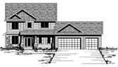 Plan Number 42084 - 2411 Square Feet
