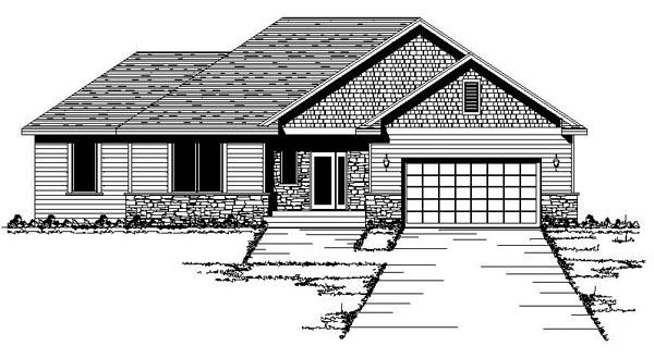 House Plan 42097