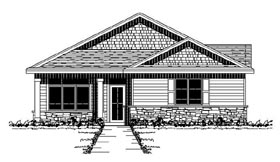 House Plan 42100