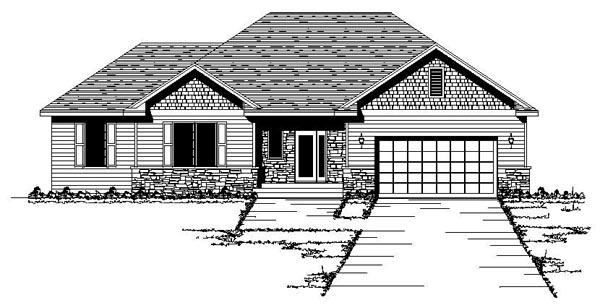 House Plan 42102
