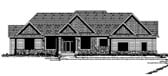 Plan Number 42112 - 3805 Square Feet