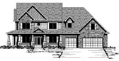 Plan Number 42113 - 3722 Square Feet