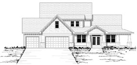 Plan Number 42128 - 2800 Square Feet