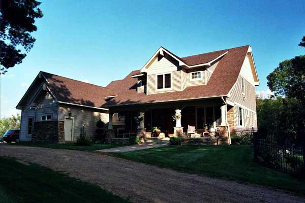 Traditional House Plan 42179 with 4 Beds, 3 Baths, 3 Car Garage Picture 1