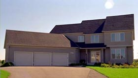 Traditional House Plan 42182 Elevation