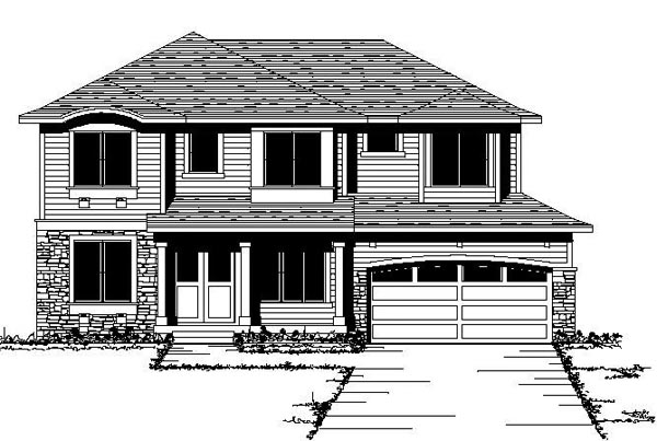 Traditional House Plan 42194 Elevation