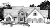 Plan Number 42196 - 3228 Square Feet