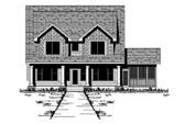 Plan Number 42204 - 3202 Square Feet