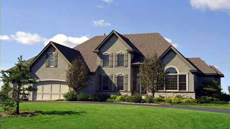 European House Plan 42211 with 4 Beds, 4 Baths, 3 Car Garage Elevation