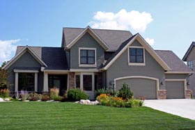 Traditional House Plan 42461 Elevation