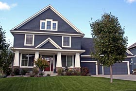 Traditional House Plan 42463 Elevation