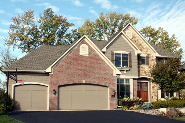 Traditional House Plan 42472 with 4 Beds, 4 Baths, 3 Car Garage Picture 1