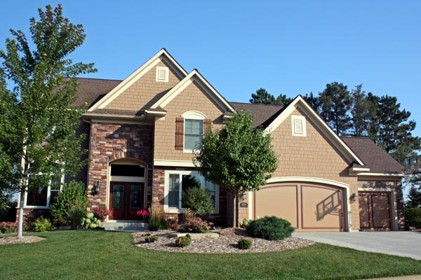 European, Traditional House Plan 42478 with 4 Beds, 3 Baths, 3 Car Garage Picture 8