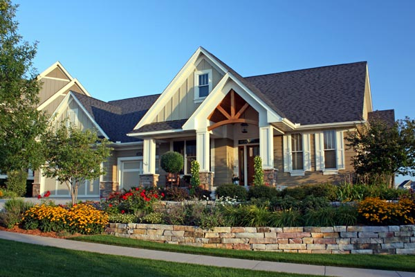 Traditional House Plan 42482 Elevation