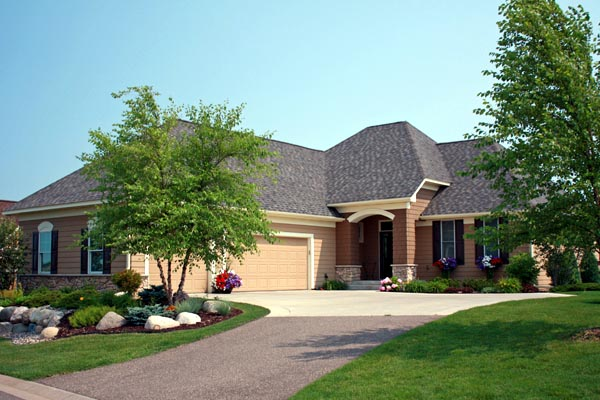 Traditional House Plan 42487 Elevation