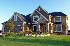 Traditional House Plan 42490 Elevation