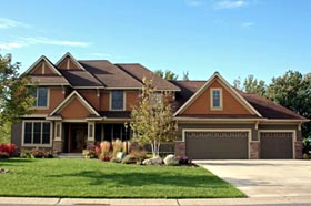 Traditional House Plan 42491 Elevation