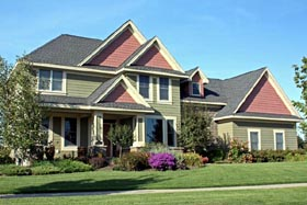 Traditional House Plan 42493 Elevation