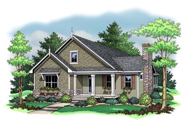 House Plan 42500
