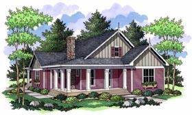 House Plan 42504
