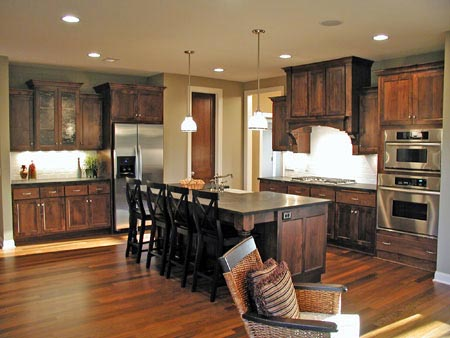 Craftsman, Ranch, Traditional House Plan 42509 with 2 Beds, 2 Baths, 3 Car Garage Picture 1