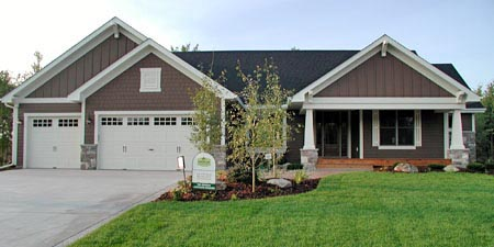Craftsman, Ranch, Traditional House Plan 42509 with 2 Beds, 2 Baths, 3 Car Garage Picture 10