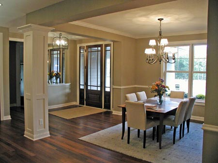 Craftsman, Ranch, Traditional House Plan 42509 with 2 Beds, 2 Baths, 3 Car Garage Picture 4