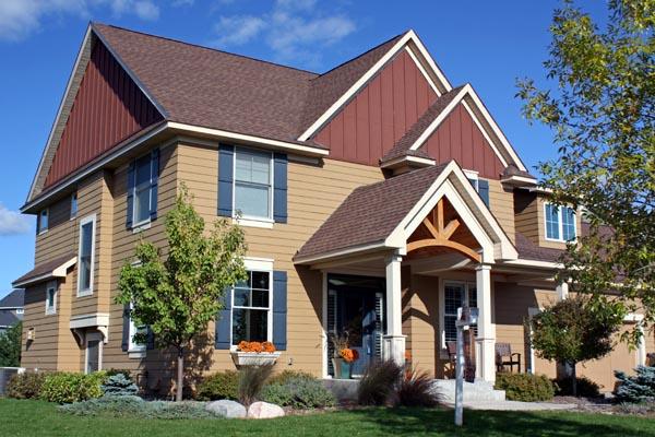 Craftsman House Plan 42545 Elevation