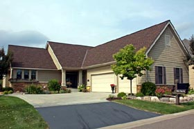 Traditional House Plan 42570 with 3 Beds, 3 Baths, 3 Car Garage Elevation