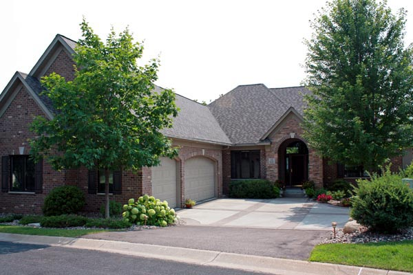 Traditional House Plan 42572 with 4 Beds, 3 Baths, 3 Car Garage Elevation