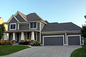 Traditional House Plan 42587 Elevation