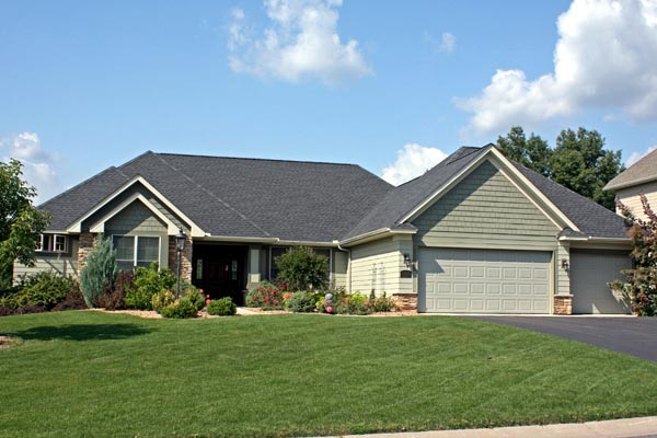 Traditional House Plan 42593 Elevation