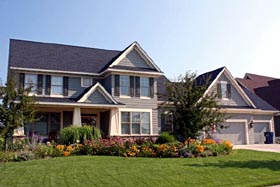 Traditional House Plan 42596 Elevation
