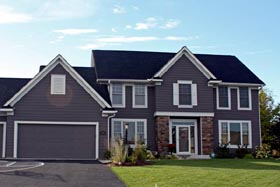 Traditional House Plan 42600 Elevation