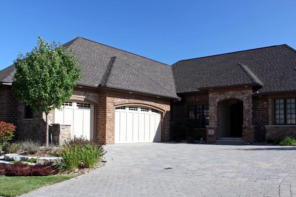 European House Plan 42605 with 3 Beds, 4 Baths, 3 Car Garage Picture 2