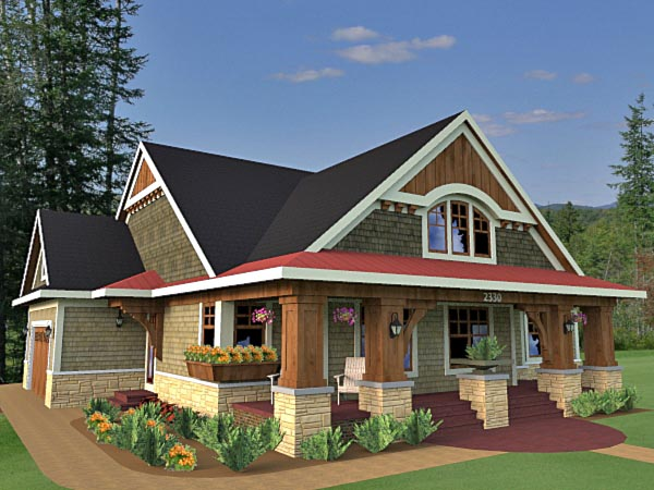 click here to see the complete photo gallery - Traditional House Plans