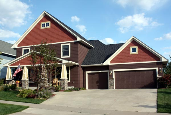 House Plan 42629 with 4 Beds, 3 Baths, 3 Car Garage Picture 2
