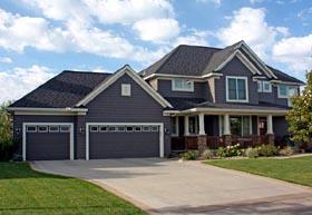 House Plan 42634 Elevation