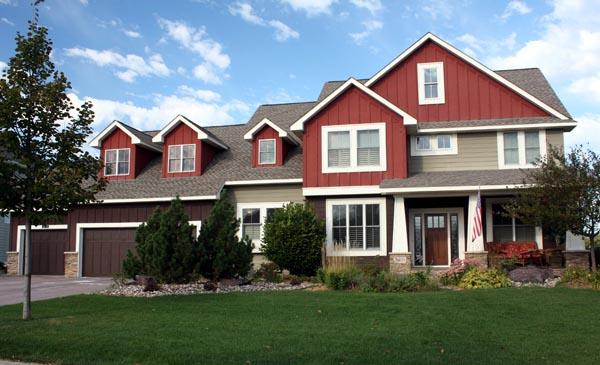 House Plan 42638 Elevation