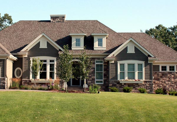 House Plan 42648 with 4 Beds, 5 Baths, 4 Car Garage Picture 2