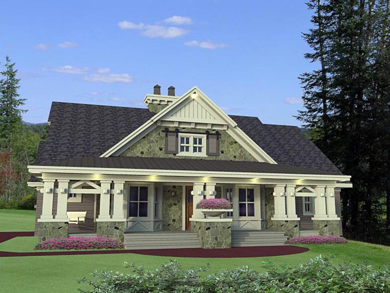 house plan 42653 at familyhomeplanscom - Craftsman House Plans