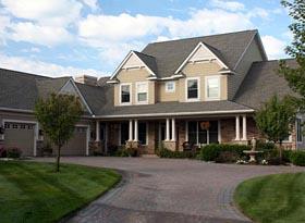 House Plan 42660 Elevation