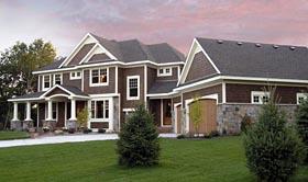 House Plan 42669 Elevation