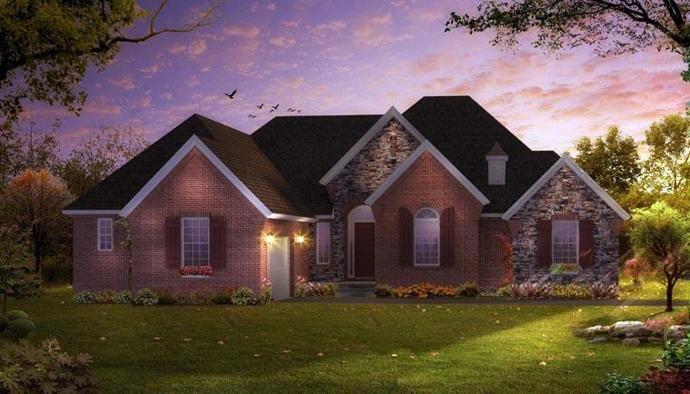 House Plan 42803