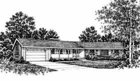 House Plan 43007