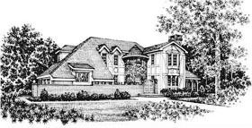 House Plan 43012
