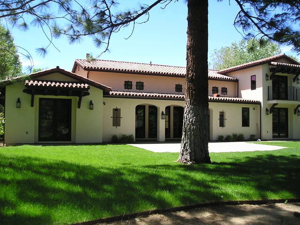 Mediterranean, Santa Fe, Southwest House Plan 43101 with 5 Beds, 5 Baths, 3 Car Garage Picture 6